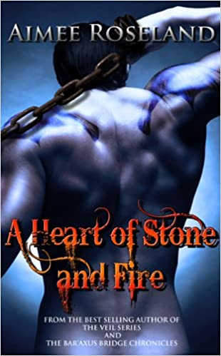 A Heart of Stone and Fire (Beneath the Veil Book 4)