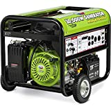 All Power America APG3590CN, 10000 Watt Propane Generator with Electric Start, 10000W Portable Generator for Home Use, RV Standby, Hurricane Storm Damage Restoration Power Backup, EPA Certified For Sale