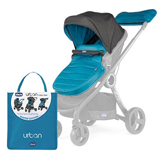 Chicco Color Pack para Carriola Urban Plus, color negro