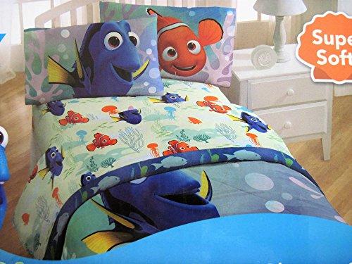 Disney Finding Dory Twin Sheet - Sheets Disney Finding Nemo