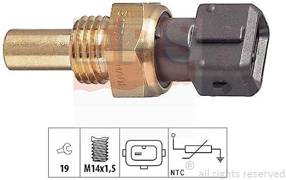 Kühlmitteltemperatur Sensor Facet 7 3077 Produktionsreihe Eps Auto