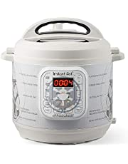 Instant Pot Duo Multi-Use Programmable Pressure, Slow, Rice Cooker, Steamer, Sauté, Yogurt Maker and Warmer, Stainless Steel