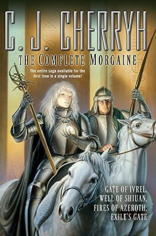 book cover of The Complete Morgaine