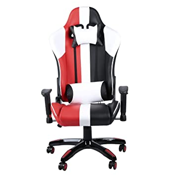 Blackpoolal Racing Silla de Oficina,Sillas Gaming,Silla de ...