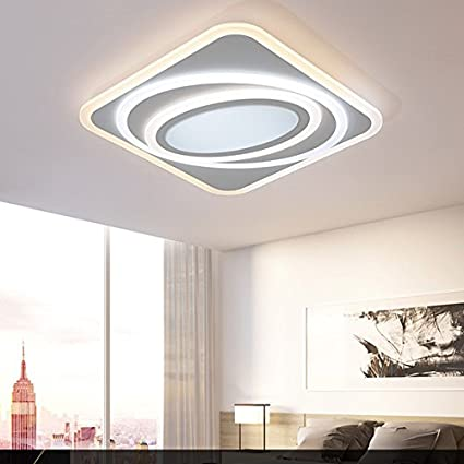 Ceiling Lighting Ideal Modern LED Ceiling Light, Living Room ...