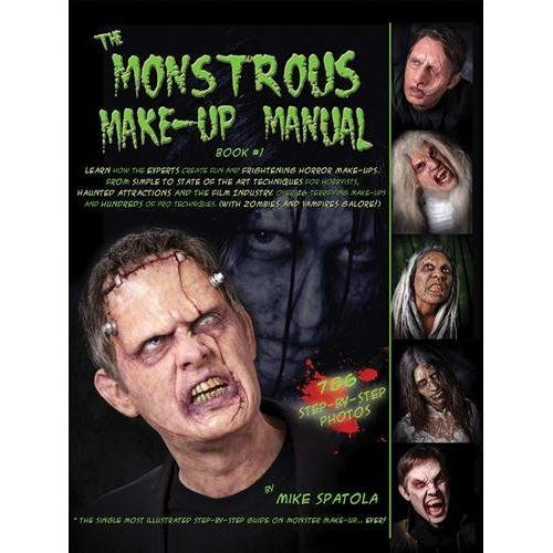 Monstrous Make Up Book #1