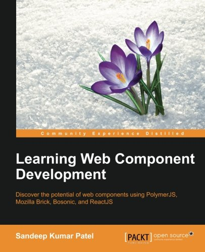Learning Web Component Development by Packt Publishing - ebooks Account