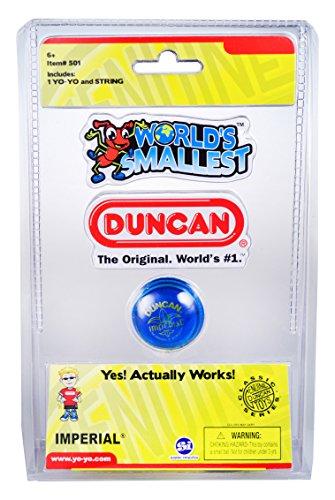Worlds Smallest Duncan Yo-Yo