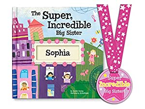 Amazon.com : Going to Be a Big Sister Gift, Newborn ...