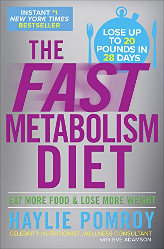 - The Fast Metabolism Diet: Eat More Food and Lose More Weight