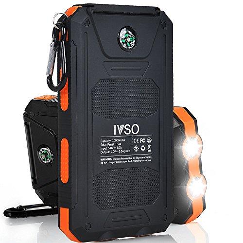 Solar Portable Power Pack - 9
