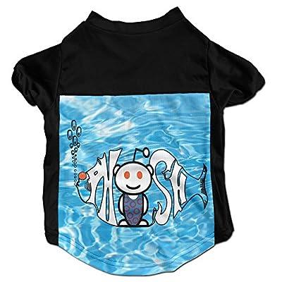 LALayton Fish Cartoon Role Personalize Coats