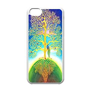 Art Paintings Tree of Life Cell phone Case Cover For Iphone 5c ART133418