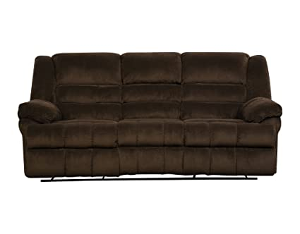 Magnificent Amazon Com Double Motion Reclining Sofa With Beautyrest Pabps2019 Chair Design Images Pabps2019Com