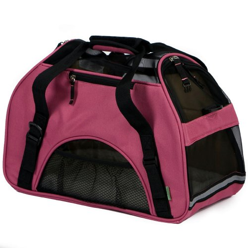 Bergan Comfort Carrier, Large, Rose Wine by Bergan