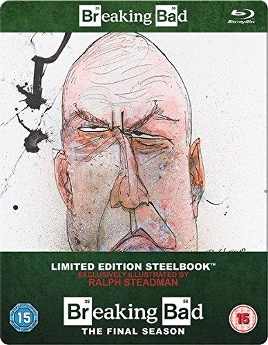 (Breaking Bad: The Final Season - Zavvi Exclusive Limited Edition Steelbook (Includes UltraViolet Copy) - Blu-ray - Regions A & B)