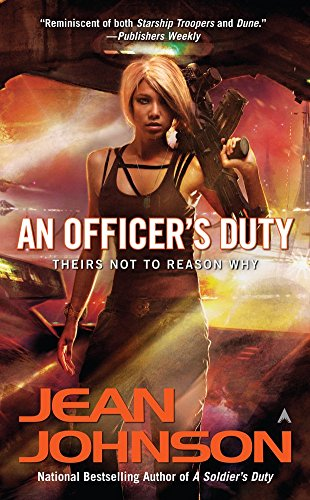 An Officers Duty: Theirs Not to Reason Why Author: Jean ...