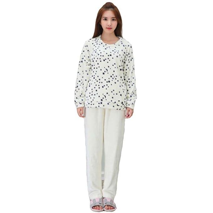 f88f7ca9265e MOXIN Ladies Fleece Pyjamas