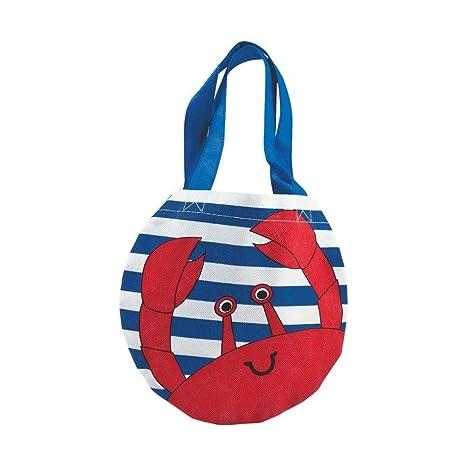Amazon.com: Pequeñas bolsas de cangrejo bolsa – 12 ct ...