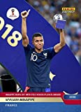 2018 KYLIAN MBAPPE FIFA YOUNG PLAYER AWARD PANINI INSTANT WORLD CUP SOCCER FOOTBALL CARD #298 + TOPLOADER