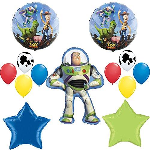 Toy Story Buzz Lightyear Balloon Set.]()