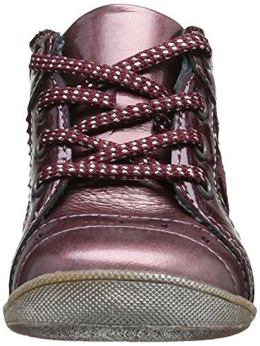 babybotte Facette - Zapatos de primeros pasos Bebé-Niños Rosa - Rose (039 Rose)