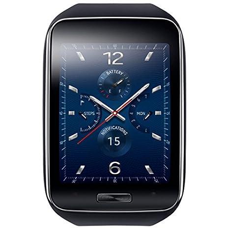 Samsung SM-R7500ZKADBT - SmartWatch, color negro: Amazon.es ...