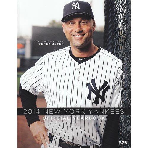 (2014 New York Yankees - Official Yearbook - The Final Season of Derek Jeter )