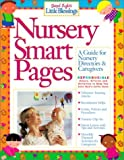 img - for Nursery Smart Pages: A Guide for Nursery Directors and Caregivers by Sheryl Haystead (1997-06-03) book / textbook / text book