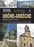 Almanach de Drôme - Ardèche 2018
