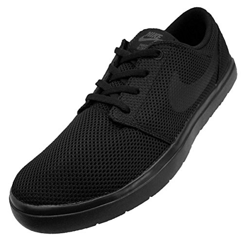 Skateboard Black SB NIKE 001 Ultralight Black Anthracite II Boys Shoes Black Portmore S6X8HW6