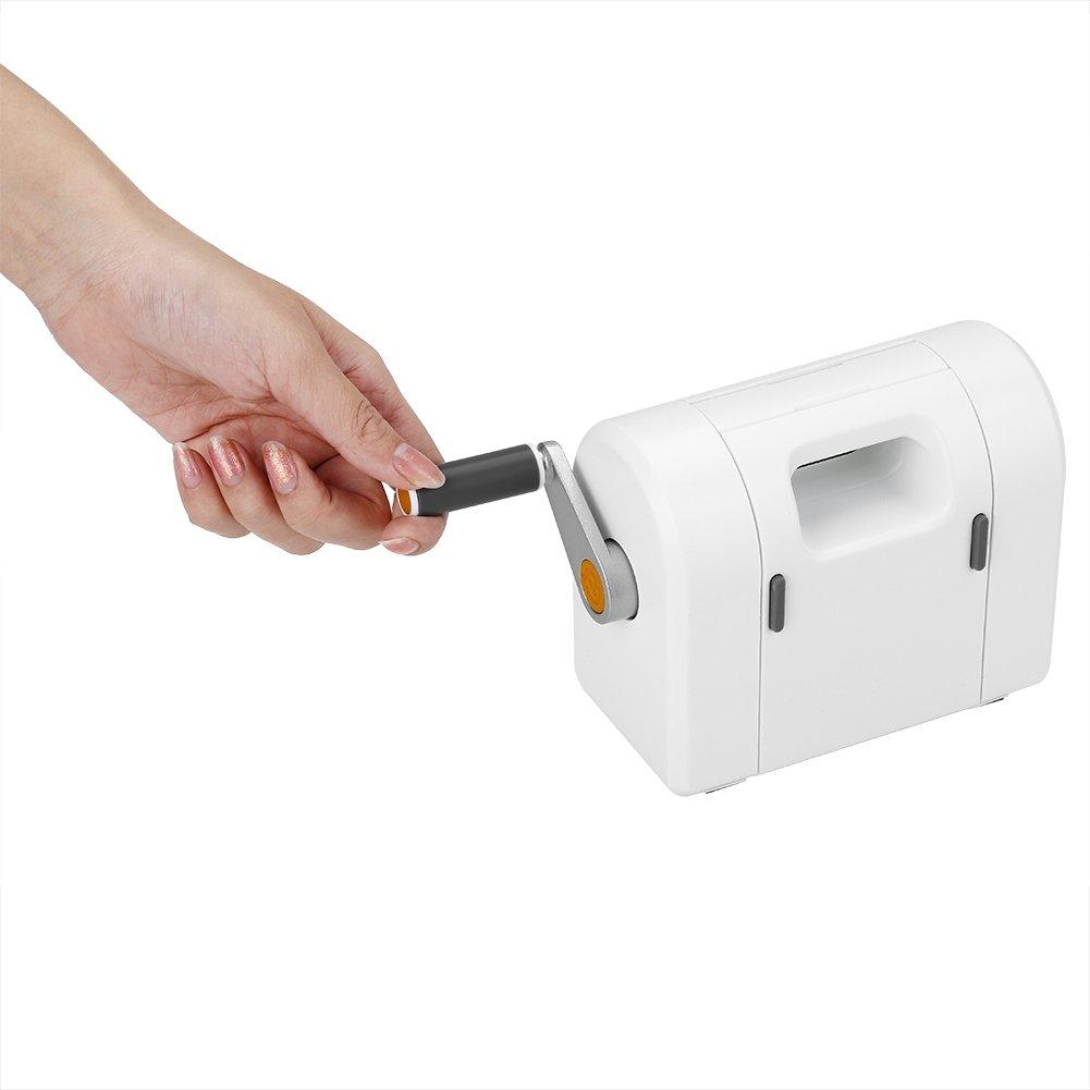 Fdit Taglierina di Taglio Fai da Te Mini taglierina Scrapbooking Taglierina Macchine Utensili Goffratura Card Cut Machine