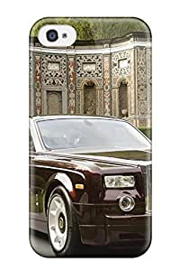 Fashionable Style Case Cover Skin For Iphone 4/4s- Rolls Royce Phantom 32