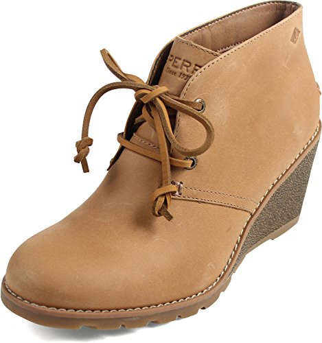 Sperry Top-Sider - Womens Celeste Prow Shoes, Size: 8 B(M) US, Color: Tan by Sperry Top-Sider