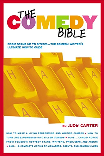 Comedy Bible Stand up Sitcom Ultimate ebook product image