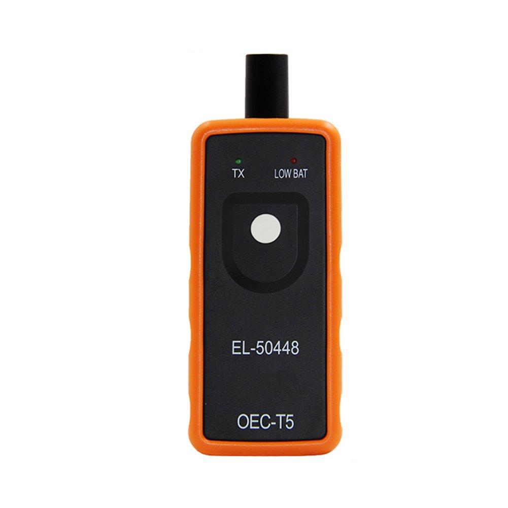 Braceus Useful Activation Tool Car Truck Tire Pressure Monitor Sensor for General Motors(Black)