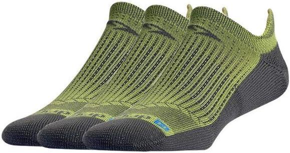 Drymax Running No Show Tab Socks 3 Pair