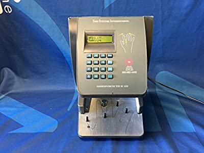Schlage Biometric HandPunch HP3000 (RS232 Serial Connection) Hand Geometry Reader