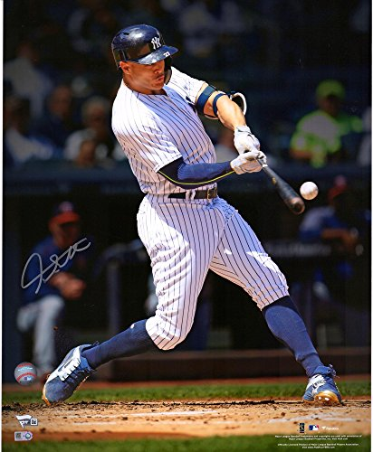8706908d31e Giancarlo Stanton New York Yankees Autographed 16