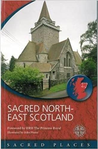 Book Sacred North-East Scotland (Sacred Places)