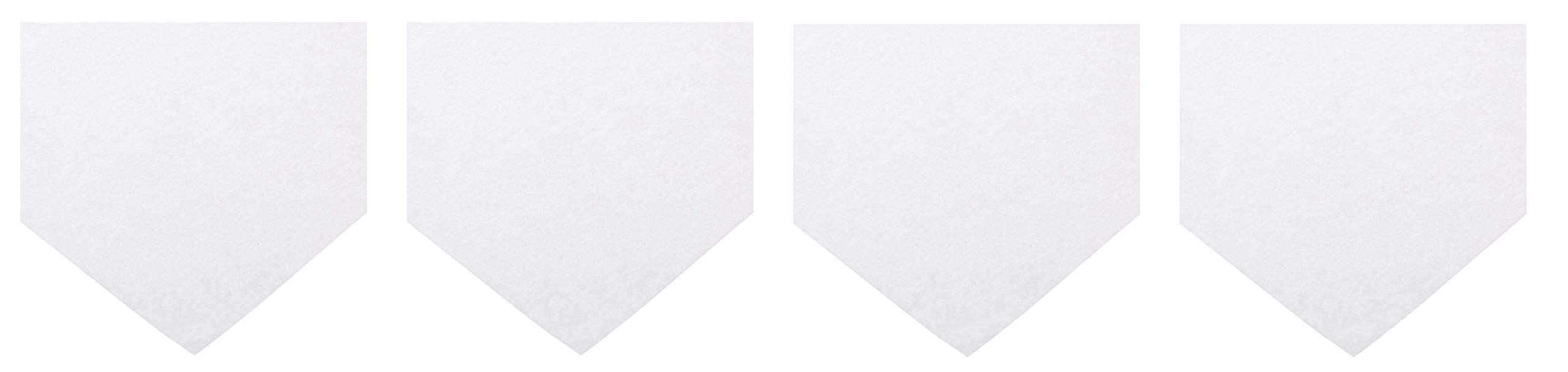 Sax Sulphite Drawing Paper, 90 lb, 9 x 12 Inches, Extra-White, Pack of 500 (4-Pack) by Sax