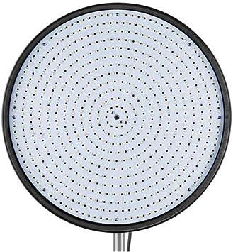CLAR CL-1144R Pro DiskLight Bi-Color SMD Flood LED Circular Light 14.6