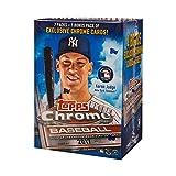 2017 Topps Chrome Baseball 8ct Blaster Box