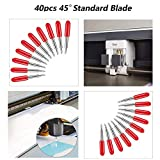 Youngneer Fine Point Blades for Cricut Explore
