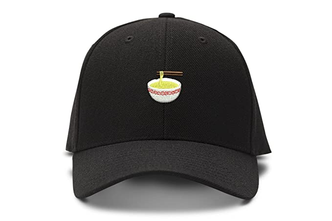Image Unavailable. Image not available for. Color  The Turnipseed Co Ramen  Noodle Bowl Emoji Low Profile Dad Hat ... dc214d07dced