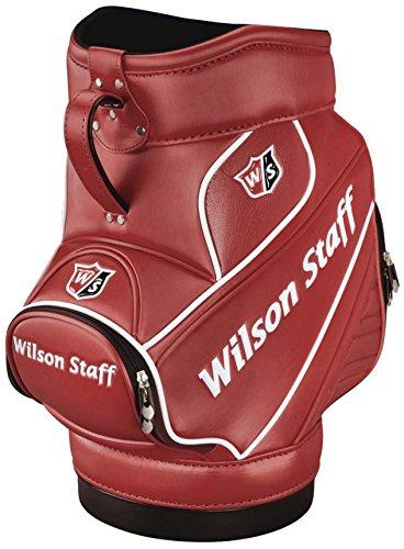 Wilson Staff Pro Tour Den Caddie, Red