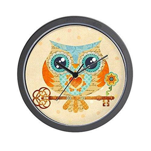 CafePress - Owls Summer Love Letters - Unique Decorative 10
