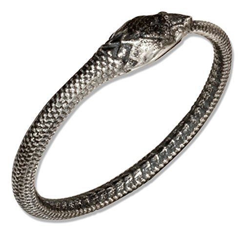 Sterling Silver Ouroboros Snake Ring (8)