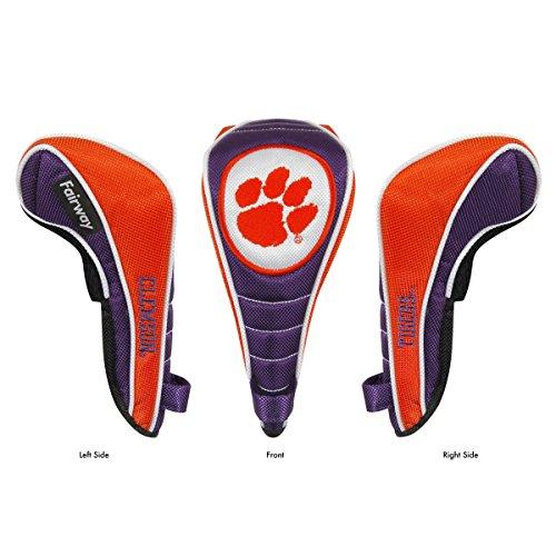 Clemson Tigers Shaft Gripper Fairway Headcover