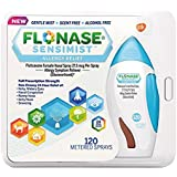 Flonase Sensimist Allergy Relief Nasal Spray, 120 Metered Spays, 0.54 fl oz (Pack of 2)